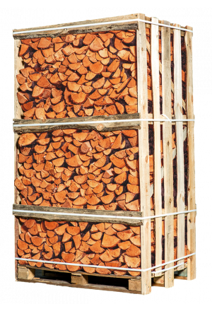 Pallet ovengedroogd berken-elzen-espen mix