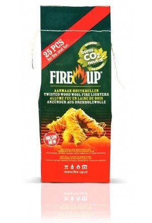 Fire-Up aanmaakkrullen