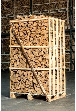 Pallet ovengedroogd eiken brandhout