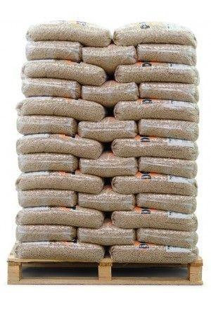 Verba houtpellets 65 zakken a 15kg