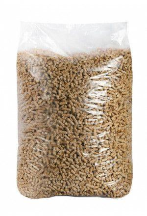 Zak witte pellets à 10kg