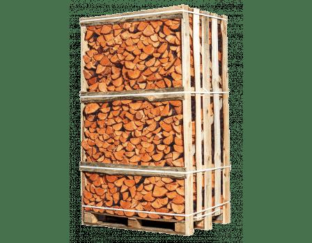Grote pallet elzenhout