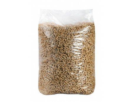 10kg witte pellets